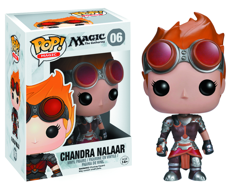 POP MAGIC THE GATHERING CHANDRA VINYL FIG