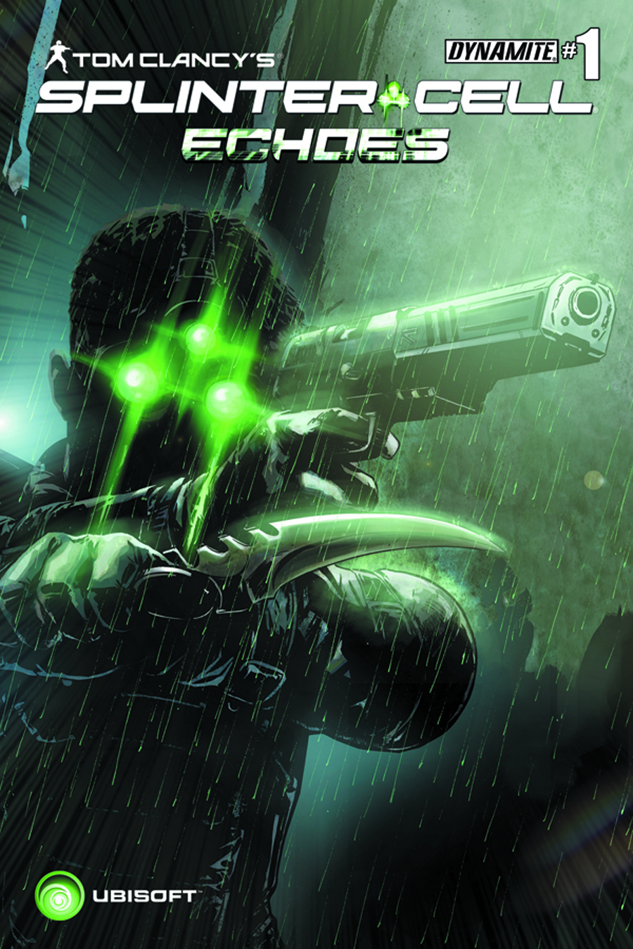 TOM CLANCY SPLINTER CELL ECHOES #1
