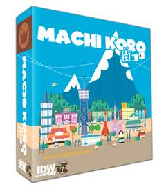 MACHI KORO CARD GAME