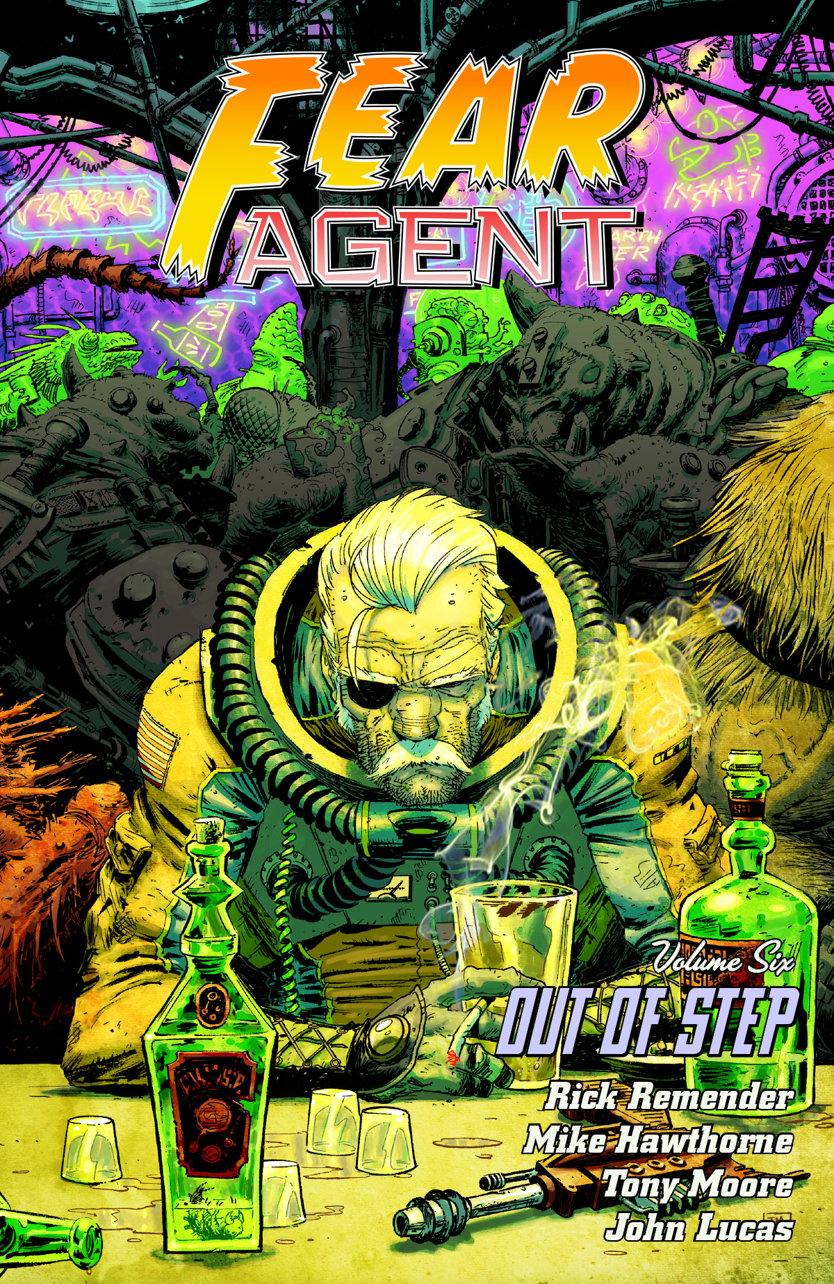 FEAR AGENT TP VOL 06 2ND ED OUT OF STEP