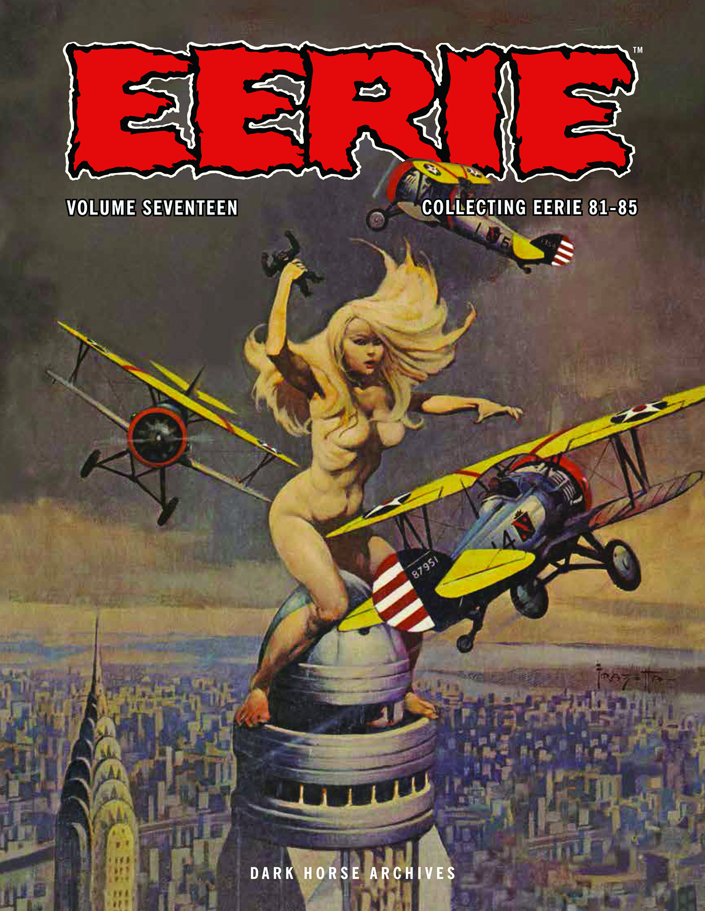 EERIE ARCHIVES HC VOL 17