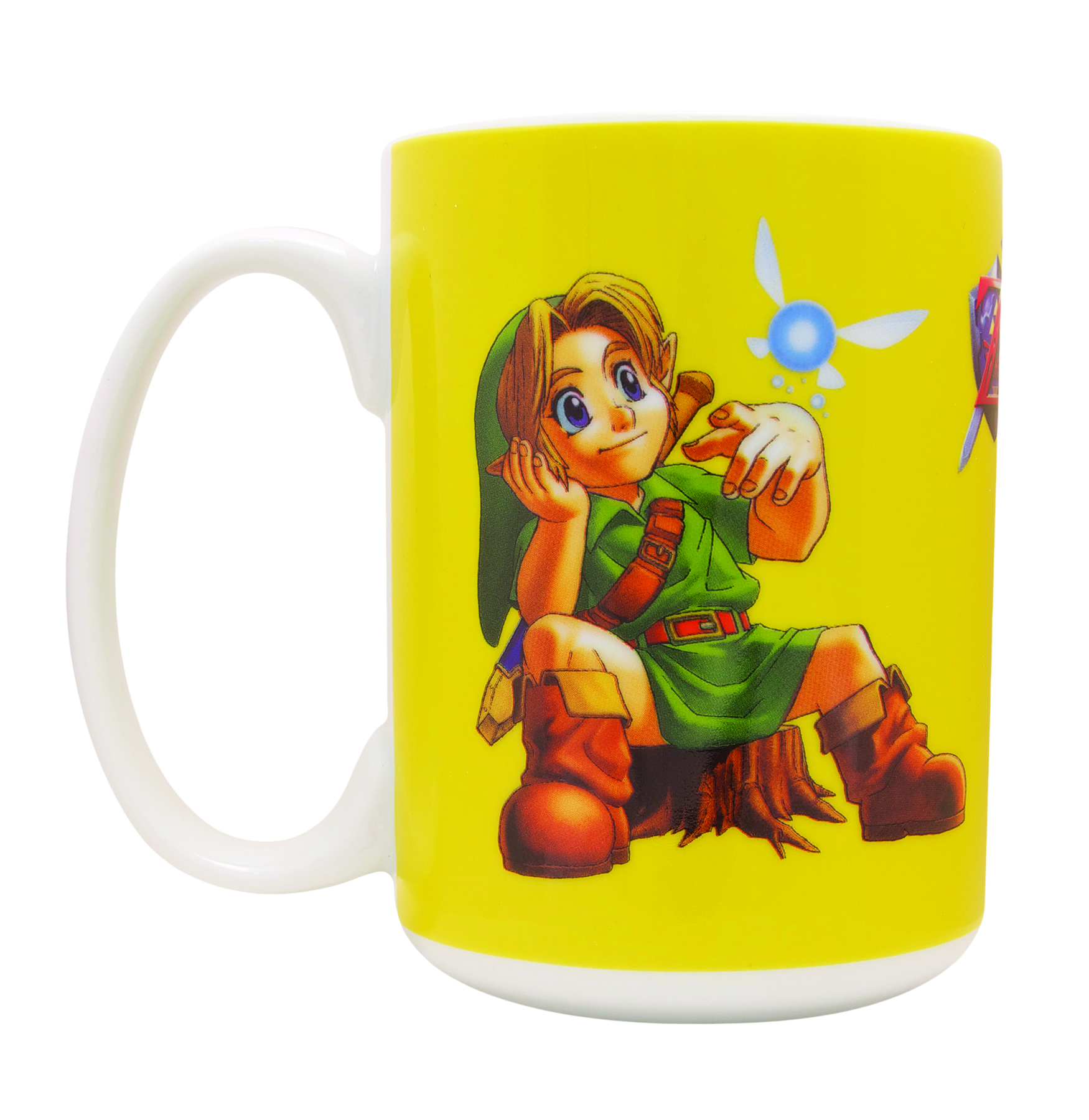 LEGEND OF ZELDA OCARINA OF TIME LIL LINK MUG