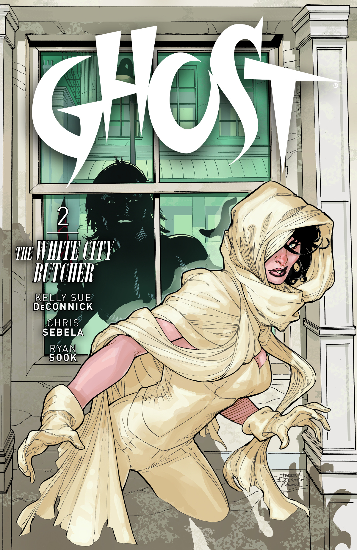 GHOST TP VOL 02 WHITE CITY BUTCHER