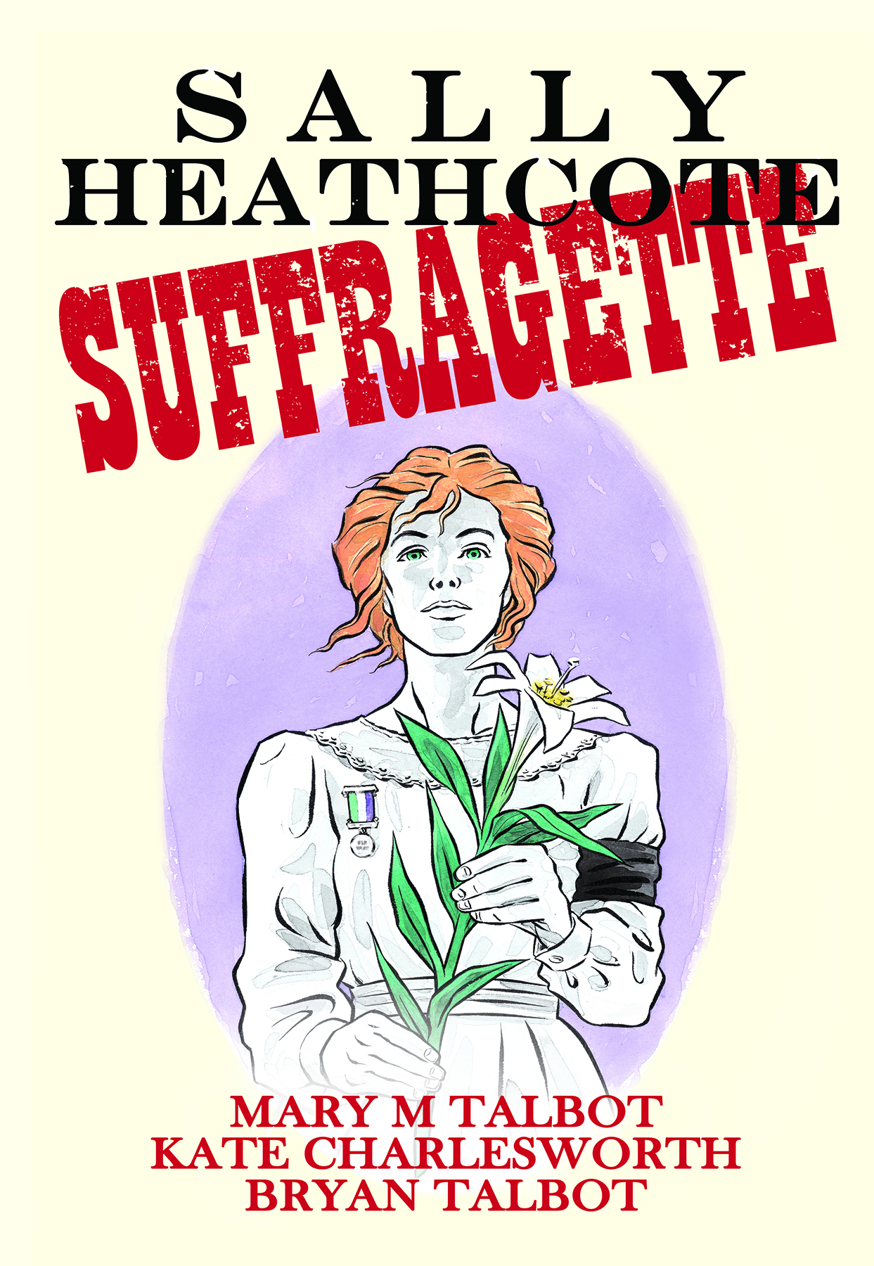 SALLY HEATHCOTE SUFFRAGETTE HC