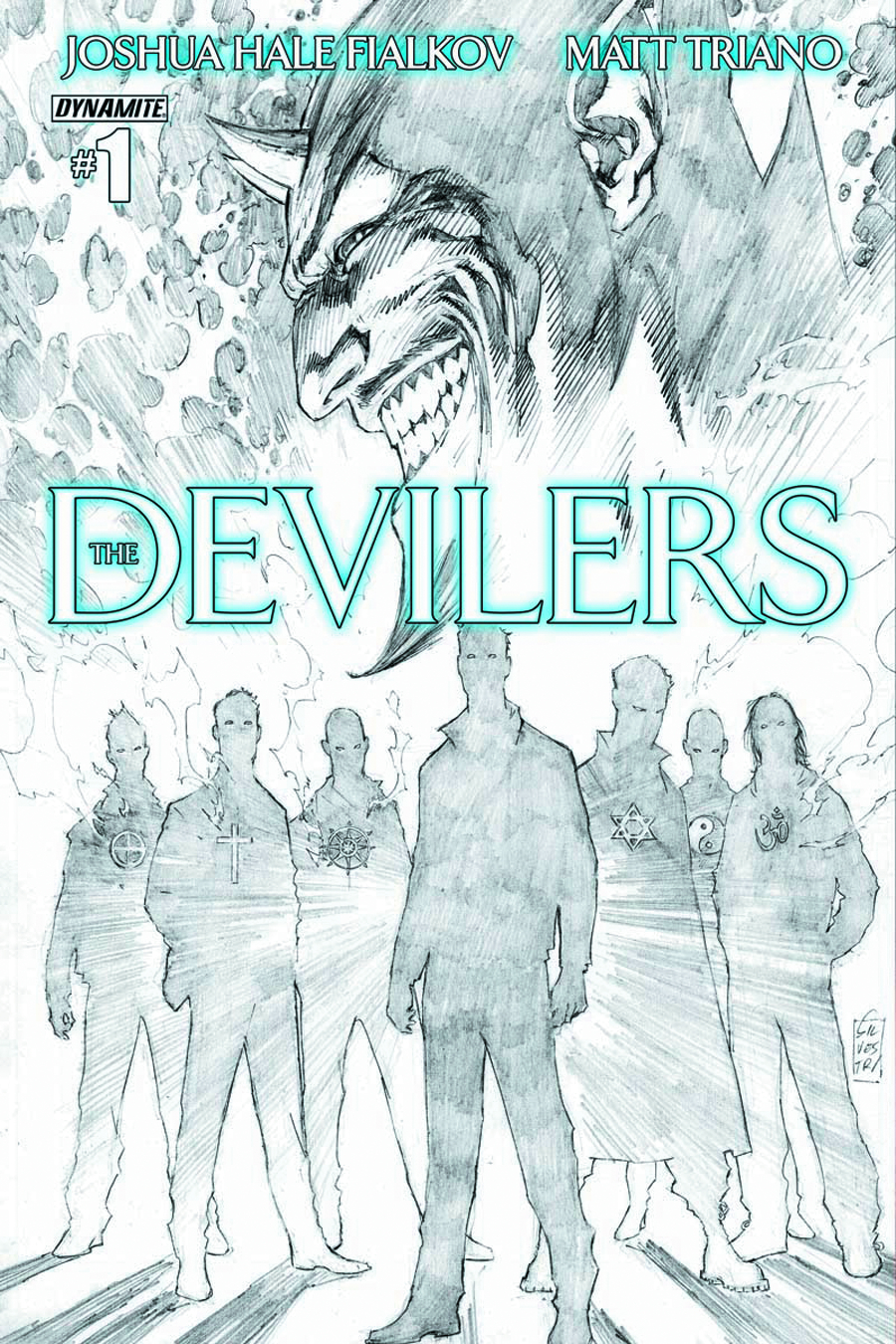 THE DEVILERS #1