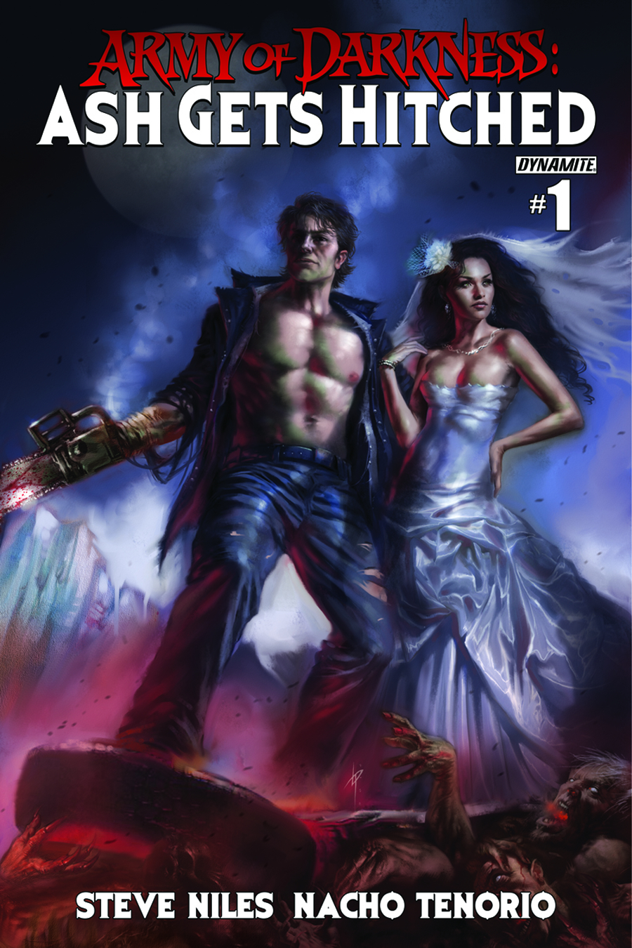 ARMY OF DARKNESS HITCHED #1