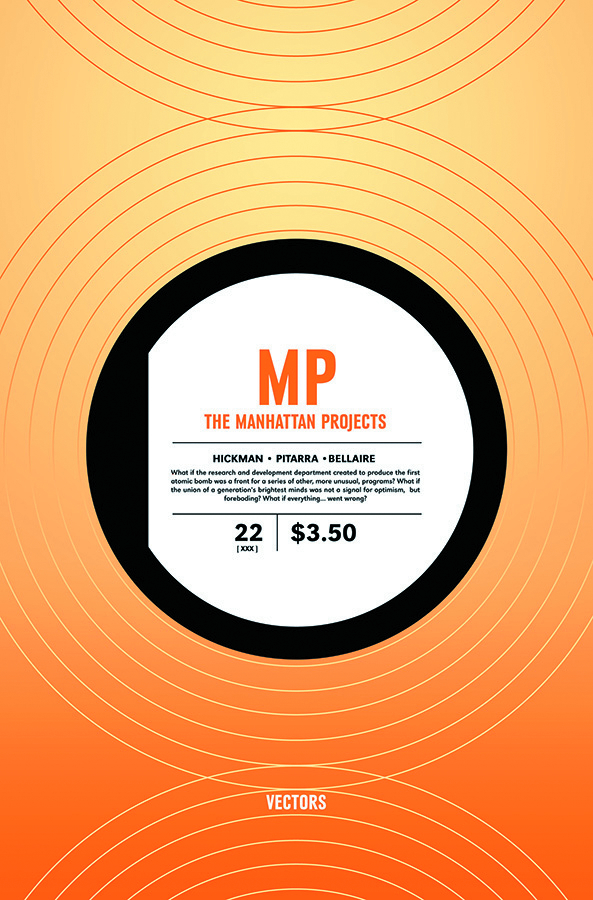 MANHATTAN PROJECTS #22