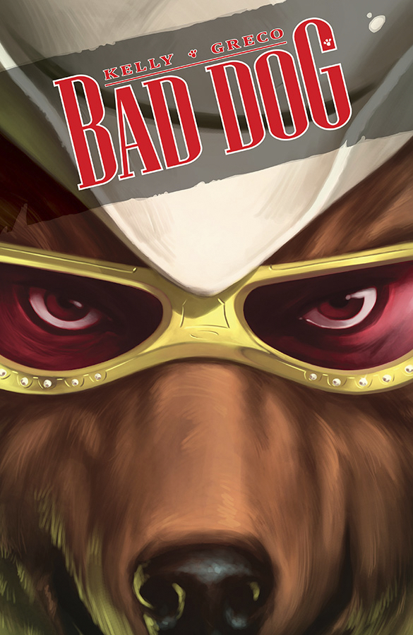 BAD DOG TP VOL 01 IN THE LAND OF MILK AND HONEY