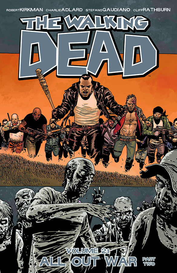 WALKING DEAD TP VOL 21 ALL OUT WAR PT 02 (MAY140652) (MR)