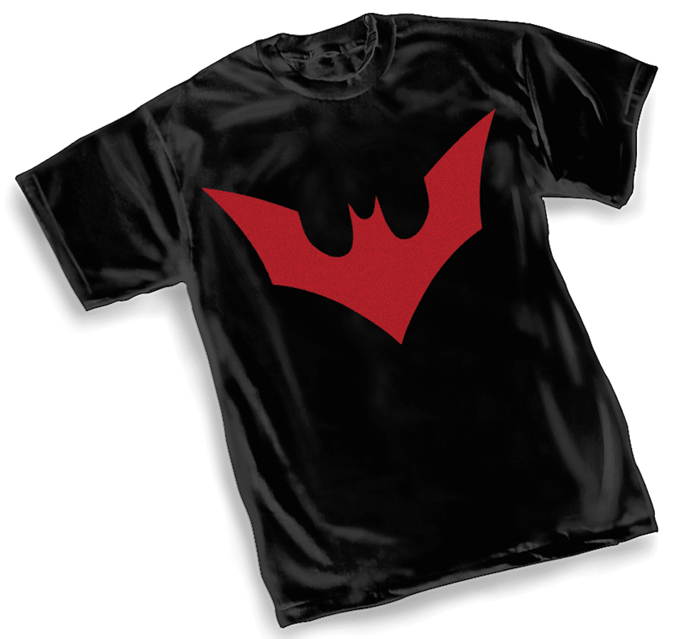 BATWOMAN SYMBOL YOUTH T/S SM