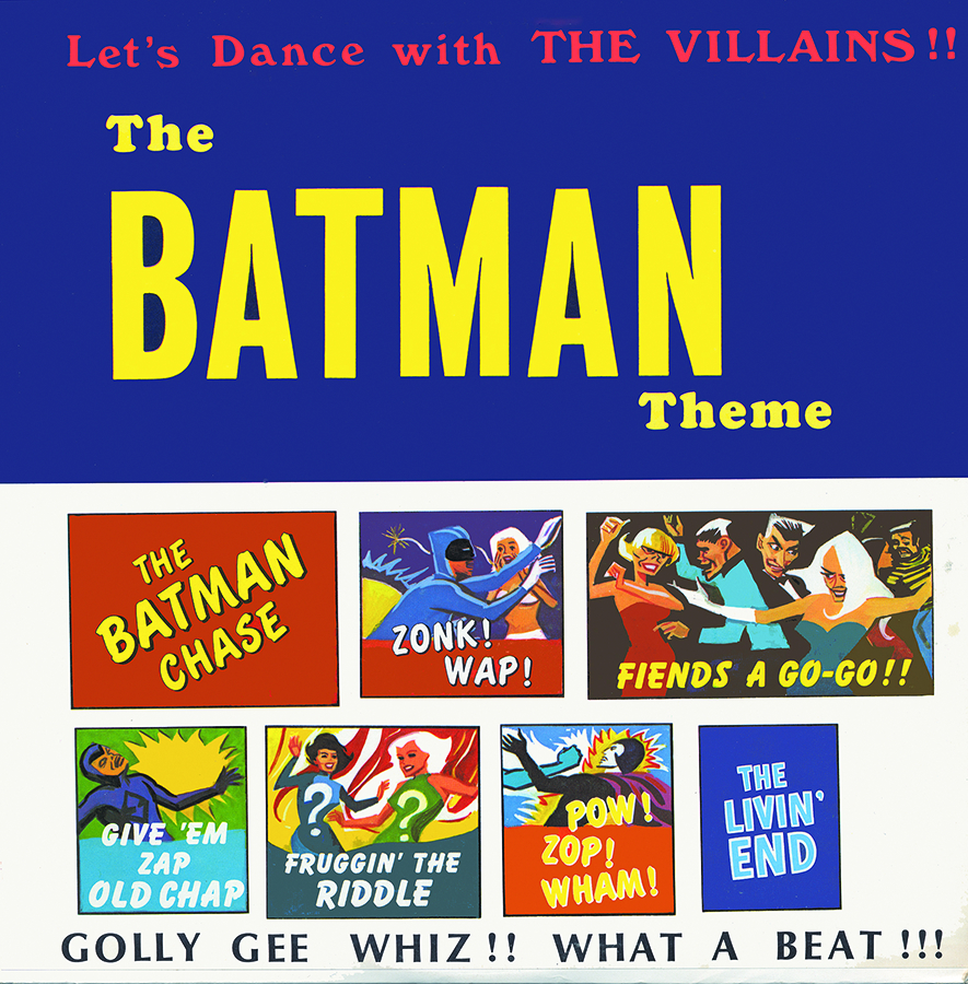 DANCE WITH THE VILLAINS CD