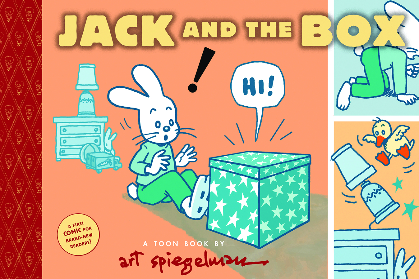 JACK AND THE BOX TP