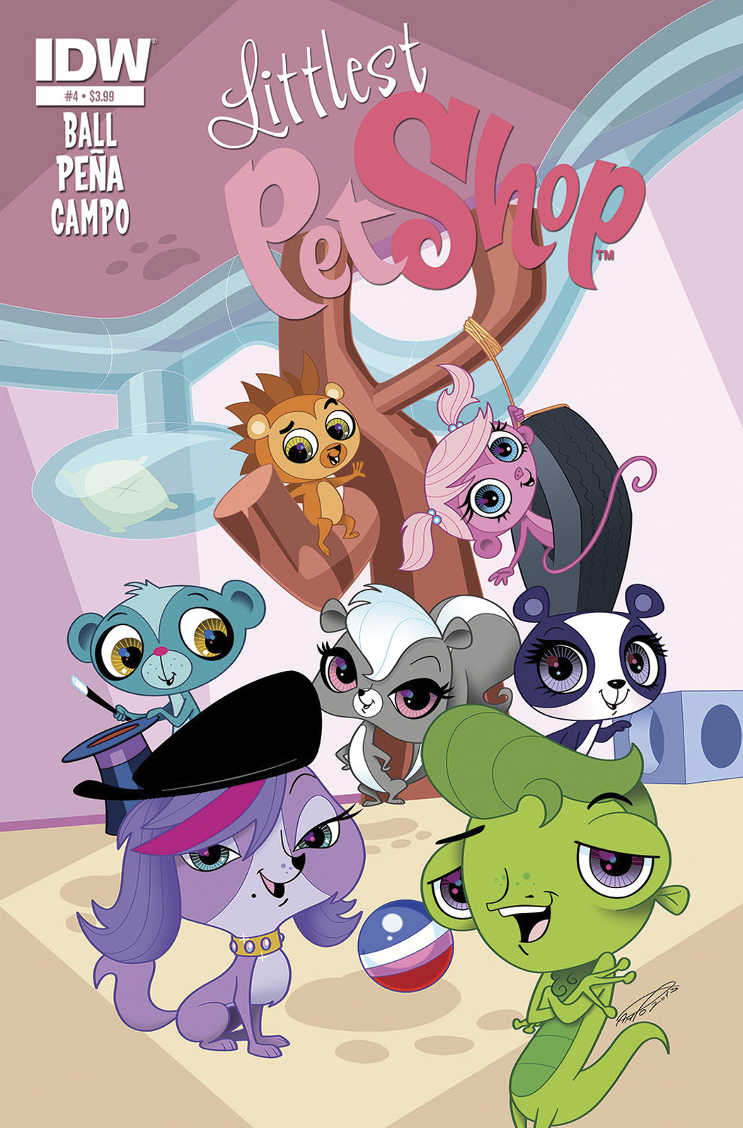 LITTLEST PET SHOP #4