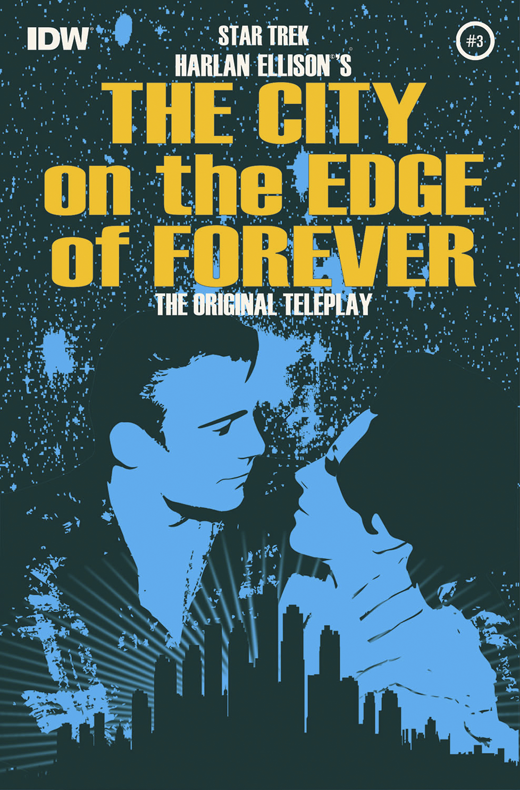 STAR TREK CITY O/T EDGE OF FOREVER #3