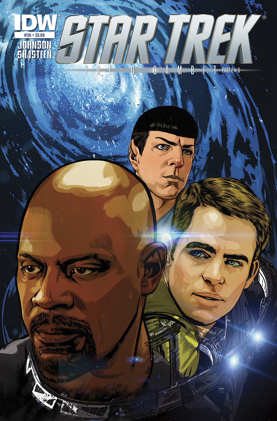 STAR TREK ONGOING #36