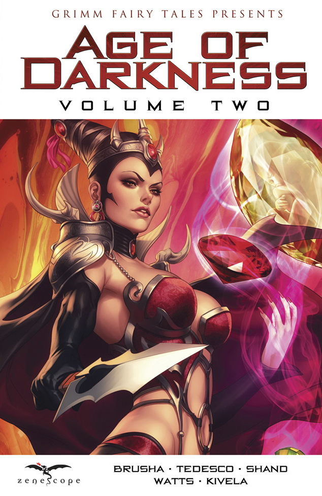 GFT AGE OF DARKNESS TP VOL 02