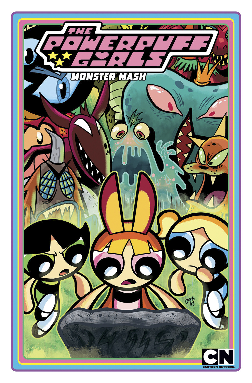 POWERPUFF GIRLS TP VOL 02 MONSTER MASH