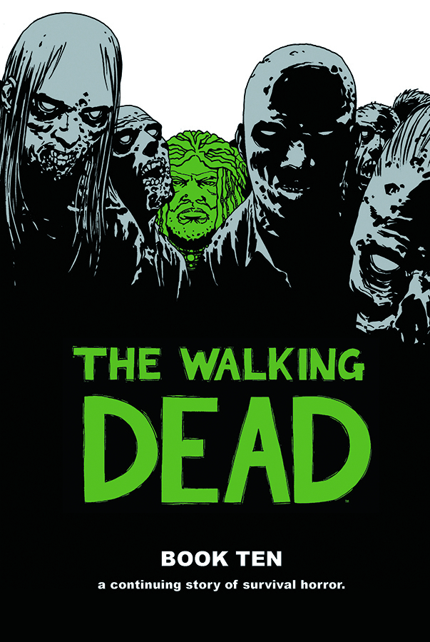 WALKING DEAD HC VOL 10