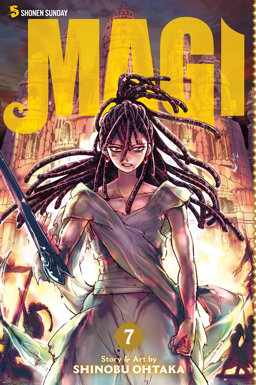 MAGI GN VOL 07