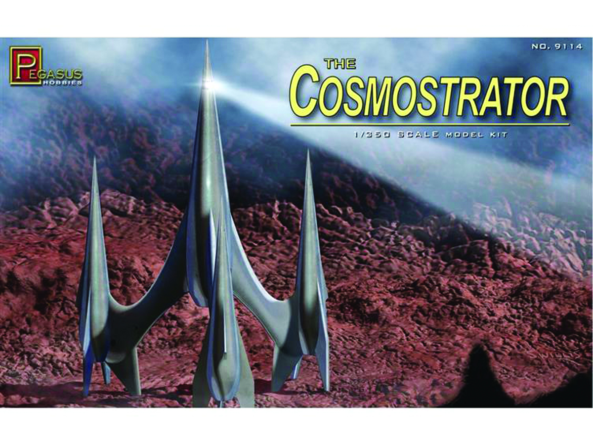 COSMOSTRATOR 1/350 SCALE MODEL KIT