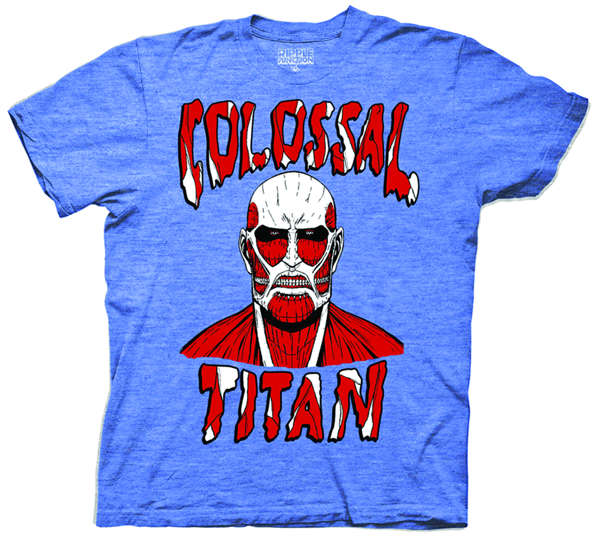 ATTACK ON TITAN COLOSSAL TITAN ROYAL T/S MED