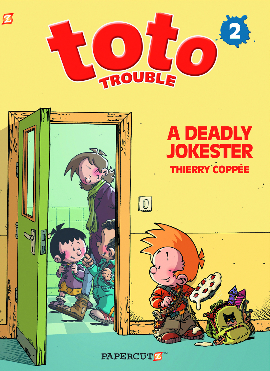 TOTO TROUBLE HC VOL 02 DEADLY JOKESTER