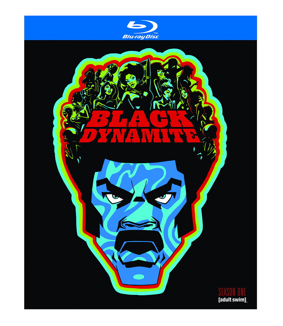 BLACK DYNAMITE BD SEA 01