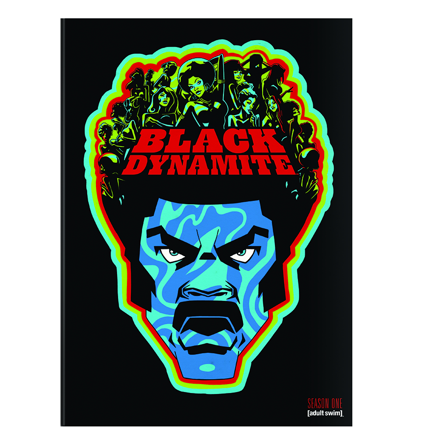 BLACK DYNAMITE DVD SEA 01