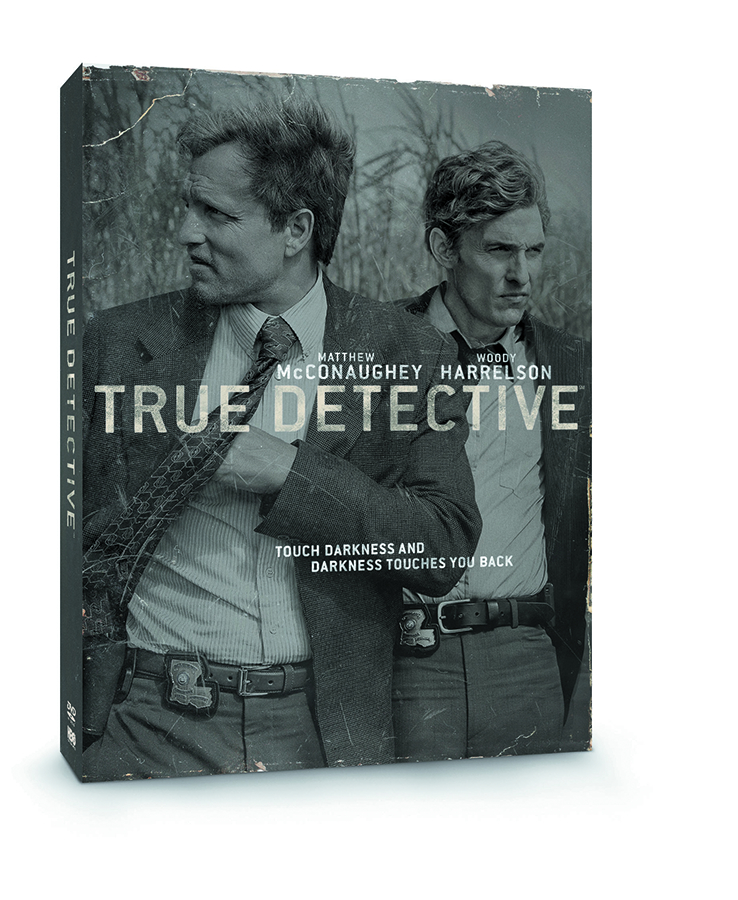 TRUE DETECTIVE DVD SEA 01