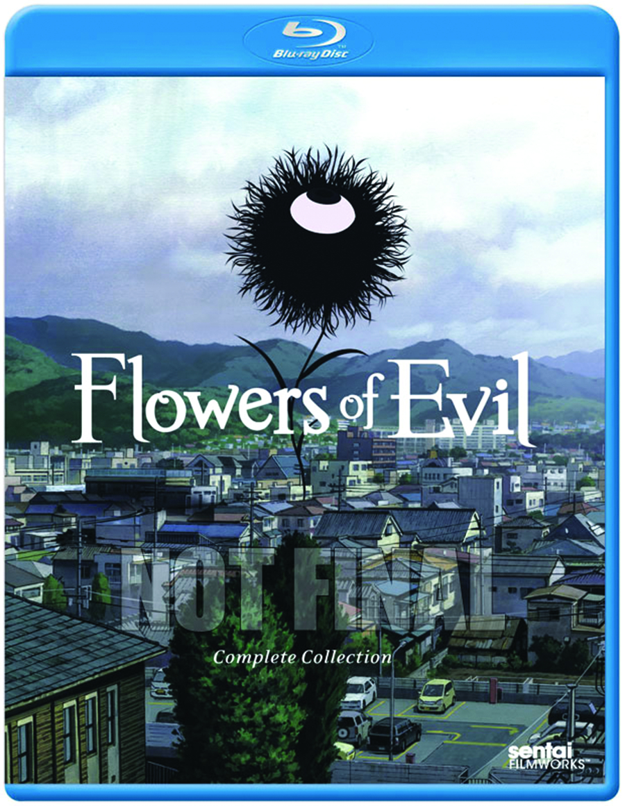 FLOWERS OF EVIL COMP COLL BD