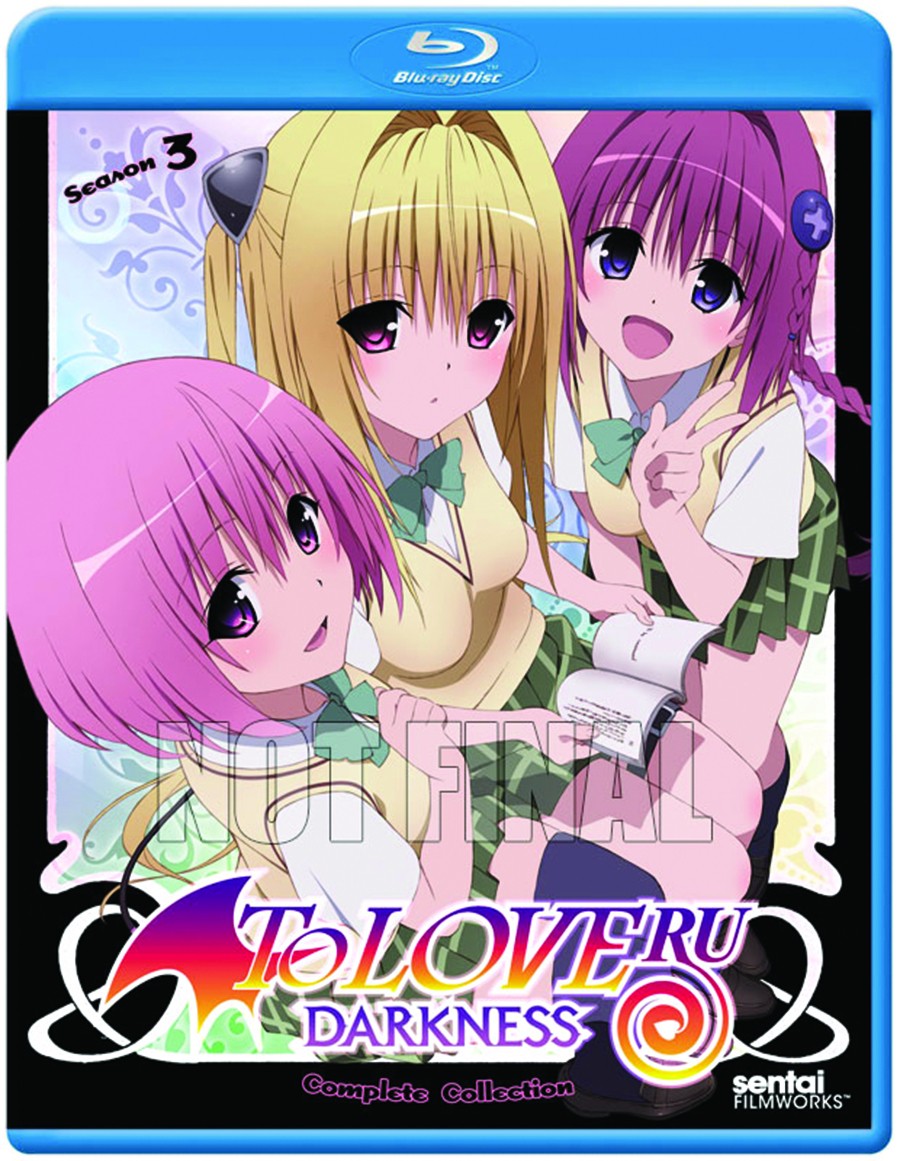 TO LOVE-RU DARKNESS COMP COLL BD