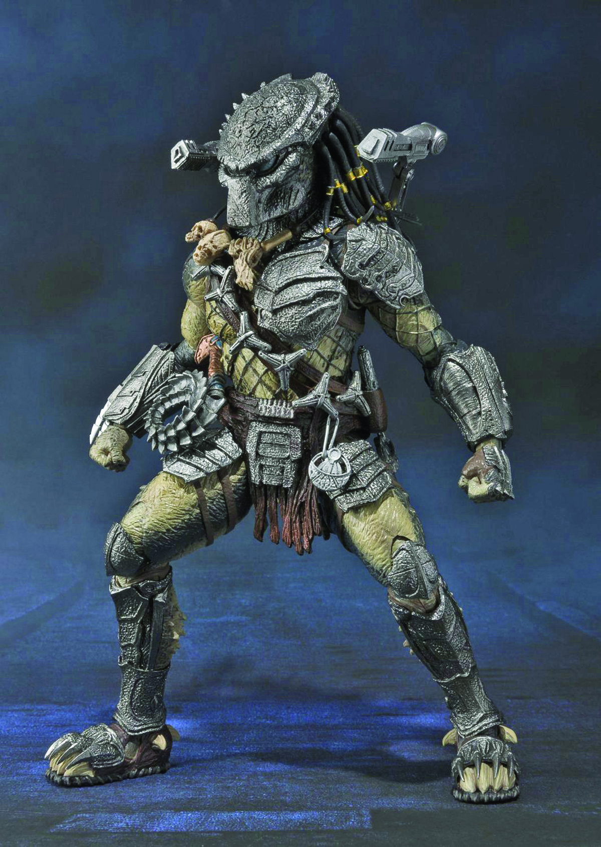 AVP PREDATOR WOLF S.H.MONSTER ARTS AF HA VER