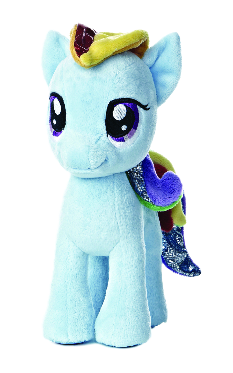AURORA MLP RAINBOW DASH 10IN PLUSH