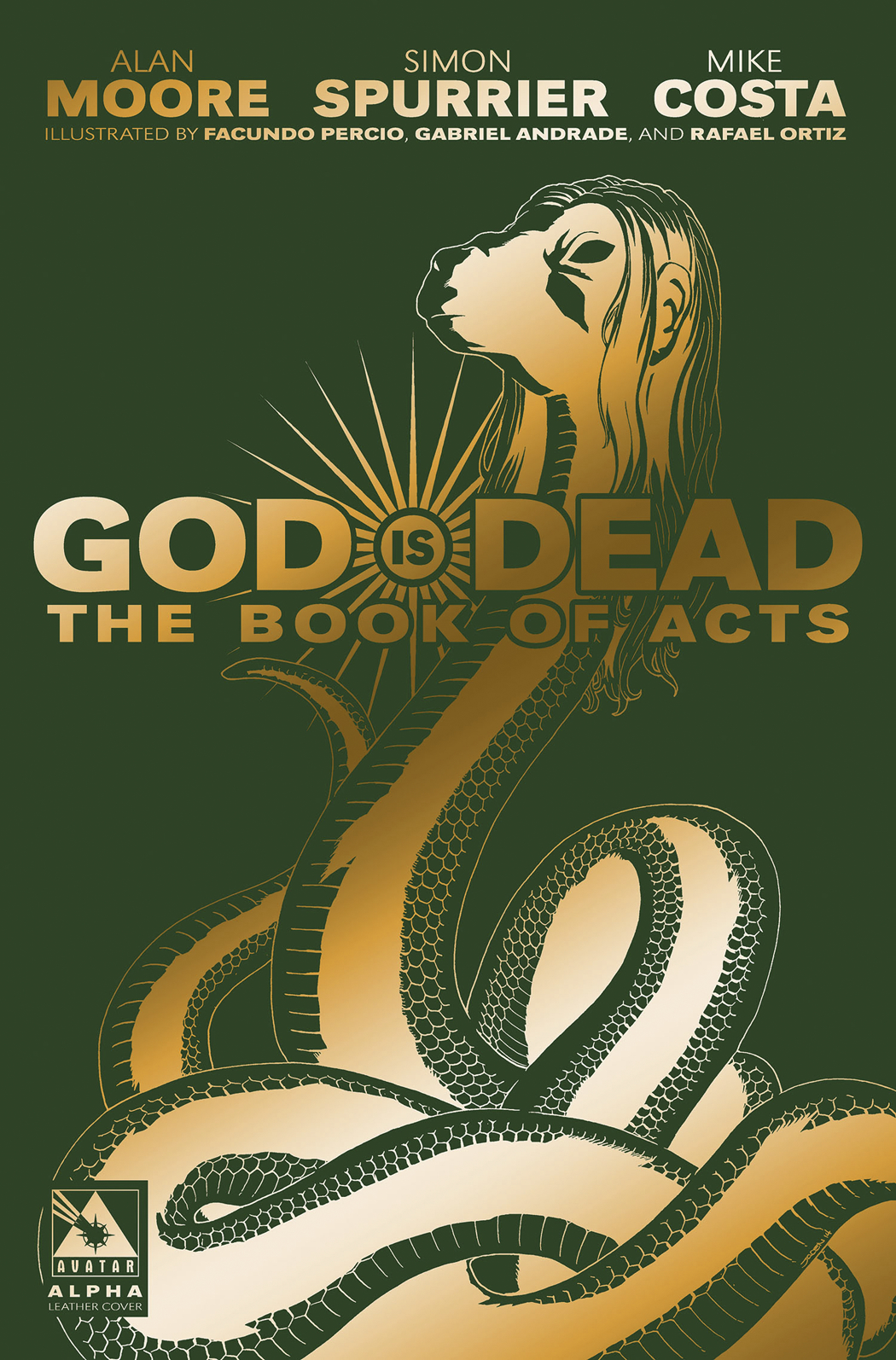 GOD IS DEAD BOOK OF ACTS DLX COLL BOX SET