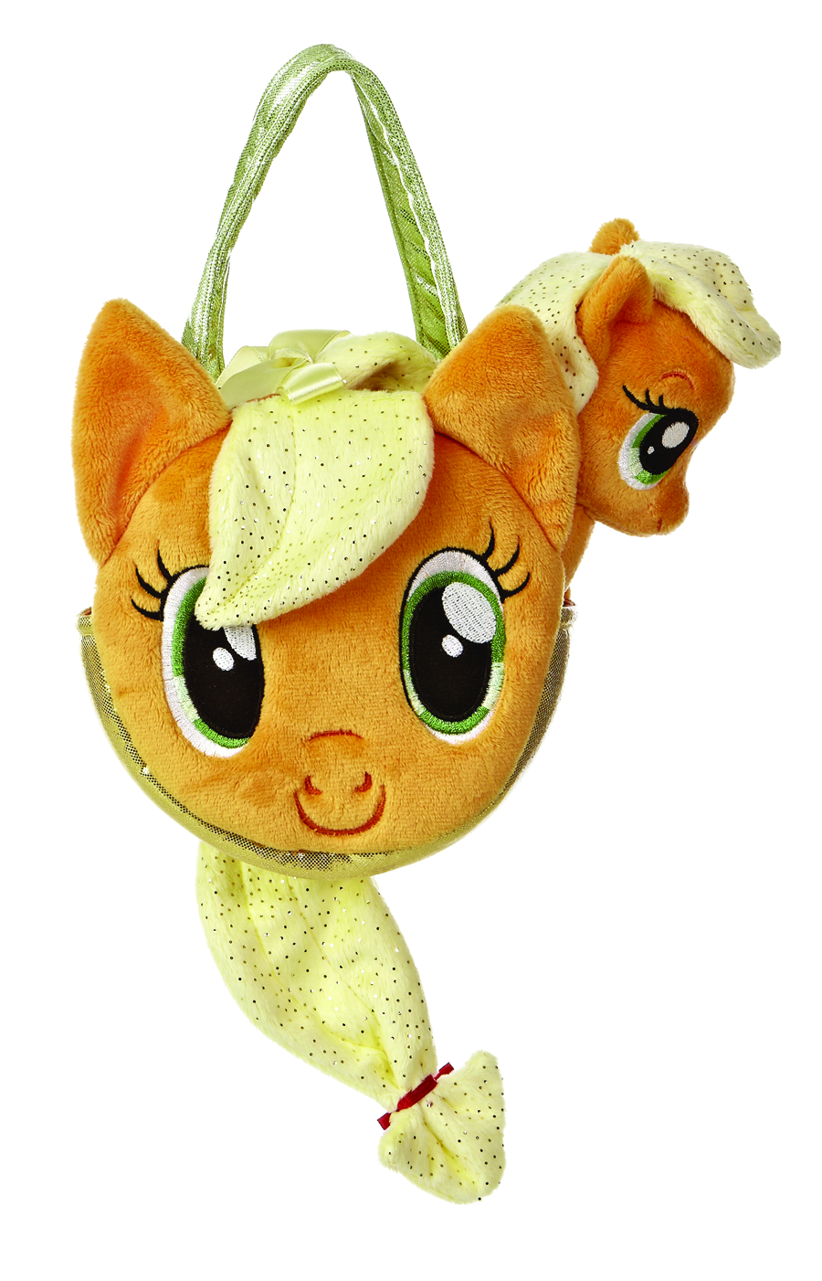 AURORA MLP APPLEJACK PONYTAIL CARRIER
