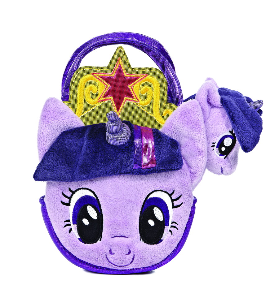 AURORA MLP PRINCESS TWILIGHT SPARKLE PONYTAIL CARRIER