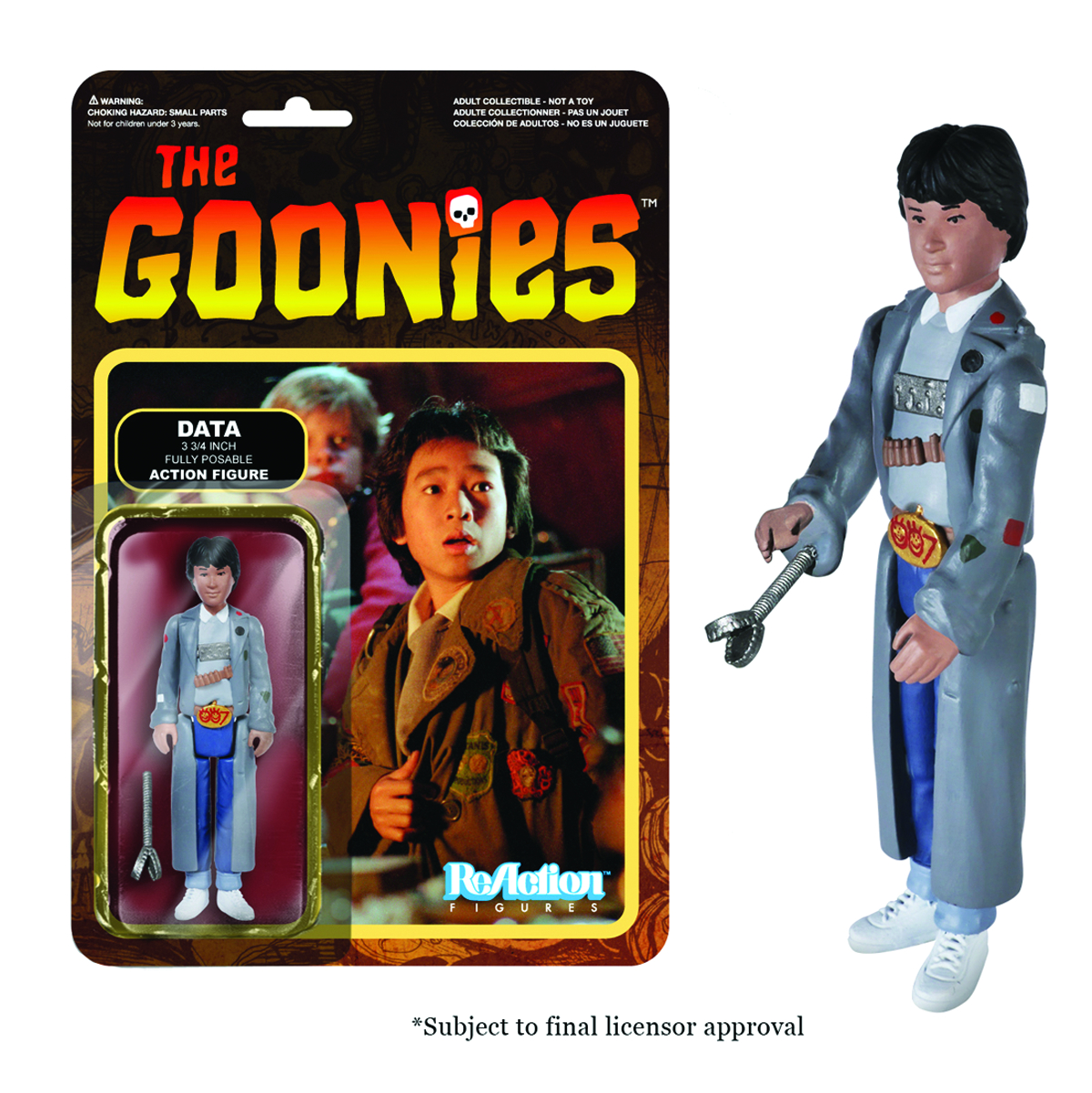 REACTION GOONIES DATA FIG
