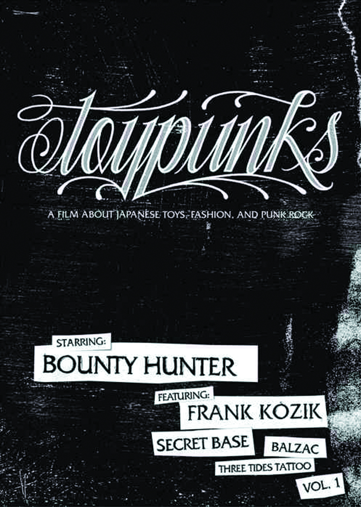 TOYPUNKS DVD VOL 01