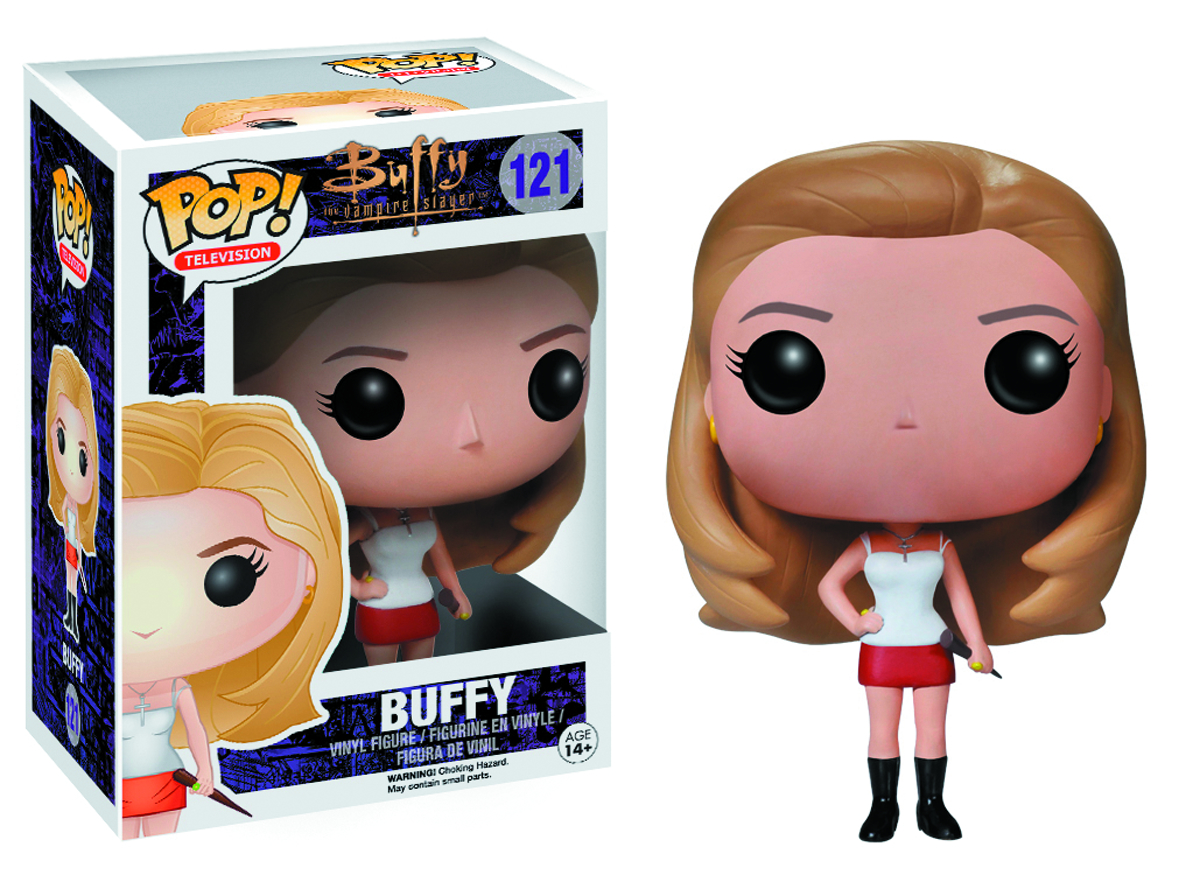 POP BTVS BUFFY SUMMERS VINYL FIG