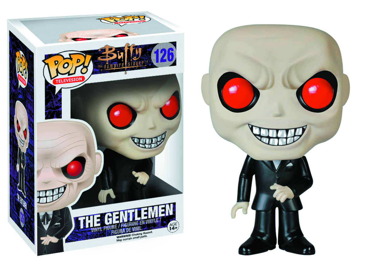 POP BTVS THE GENTLEMEN VINYL FIG
