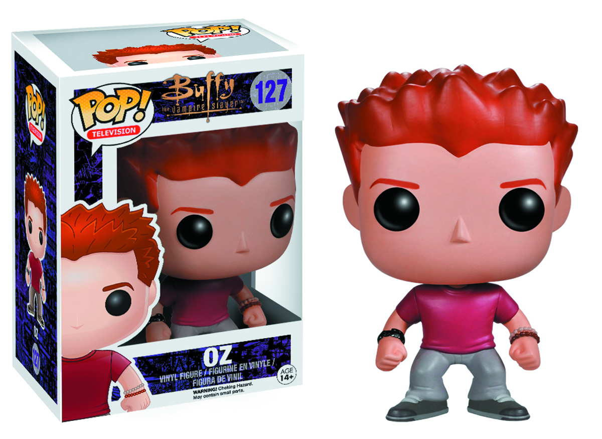 POP BTVS OZ VINYL FIG