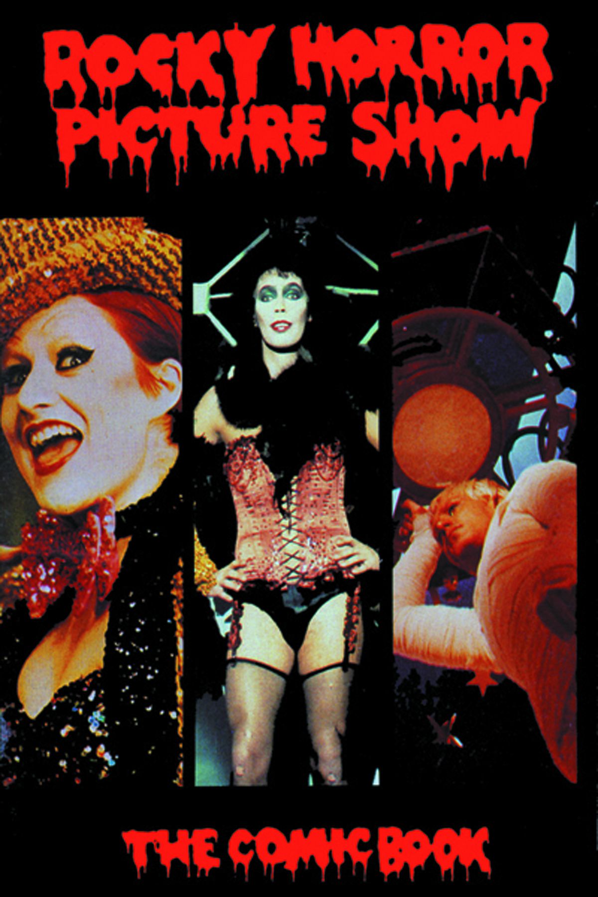 ROCKY HORROR PICTURE SHOW TP REVISED ED