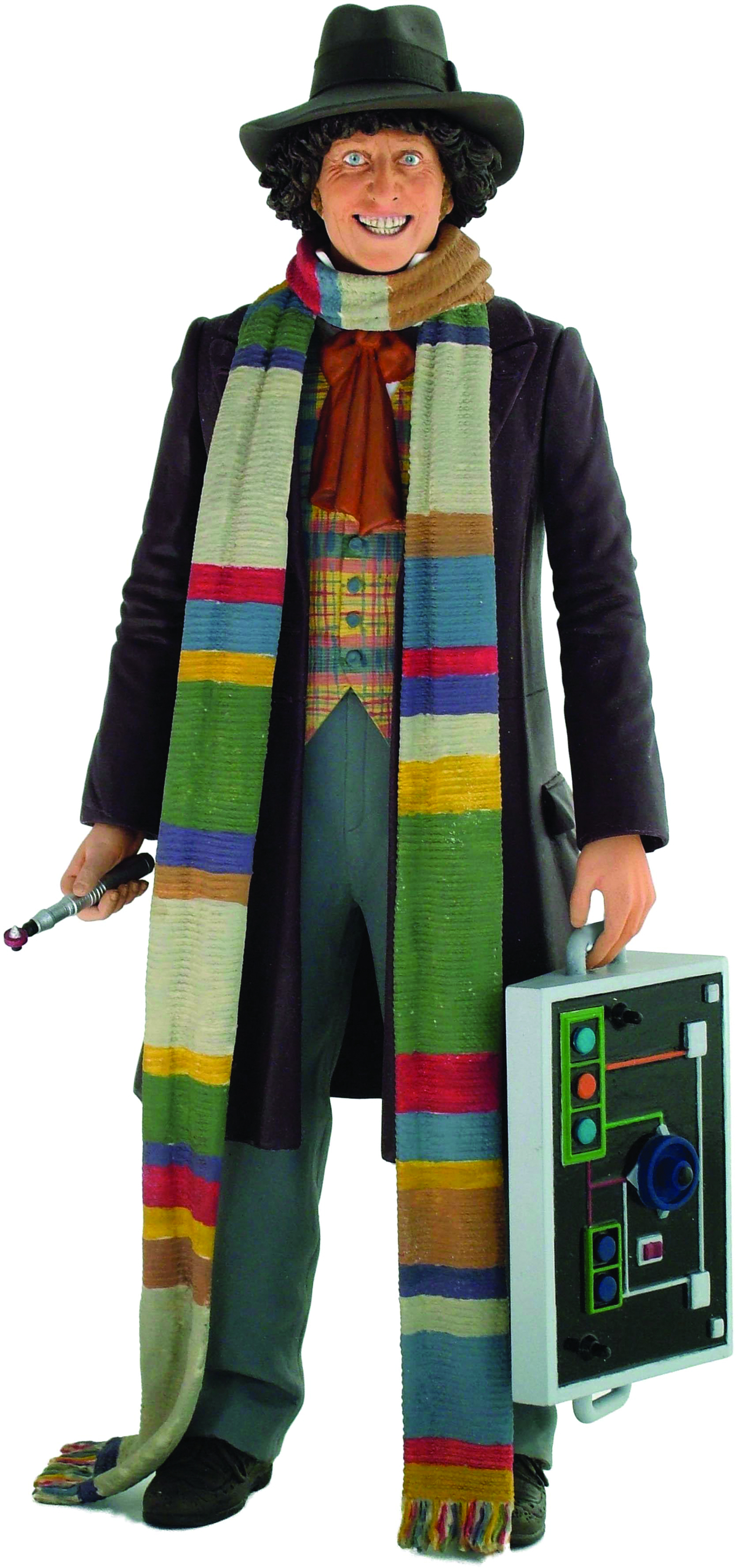 DOCTOR WHO 4TH DOCTOR AF PYRAMIDS VER