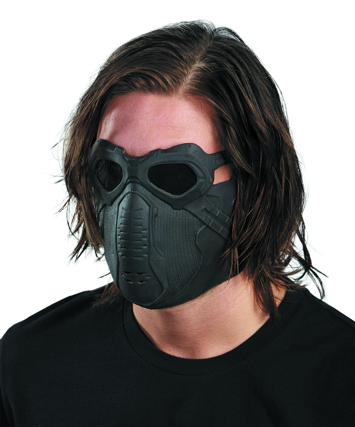 CAPT AMERICA 2 WINTER SOLDIER LATEX DLX MASK