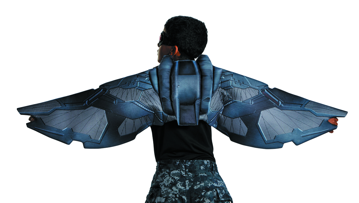 CAPT AMERICA 2 FALCON WINGS SET