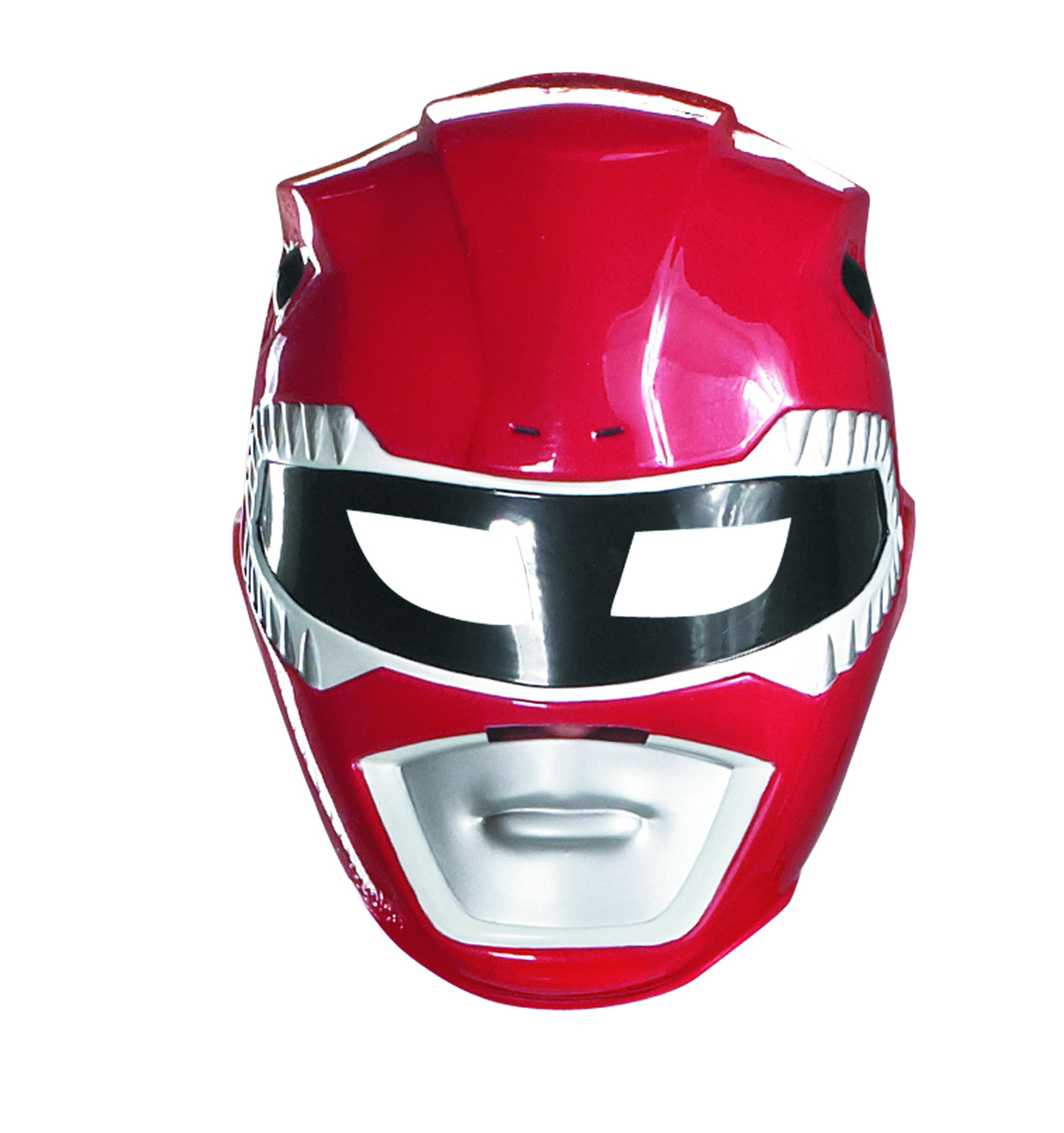 MMPR RED RANGER VACUFORM MASK