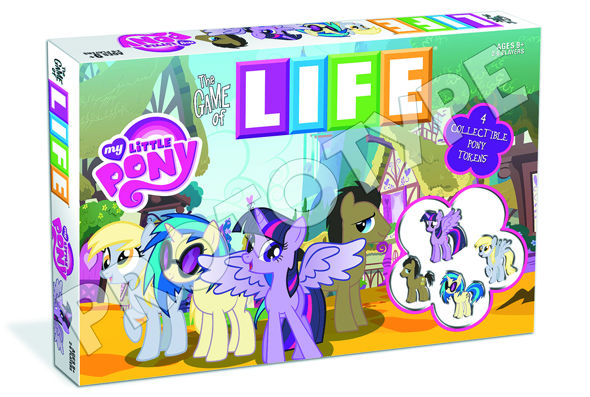 MY LITTLE PONY LIFE
