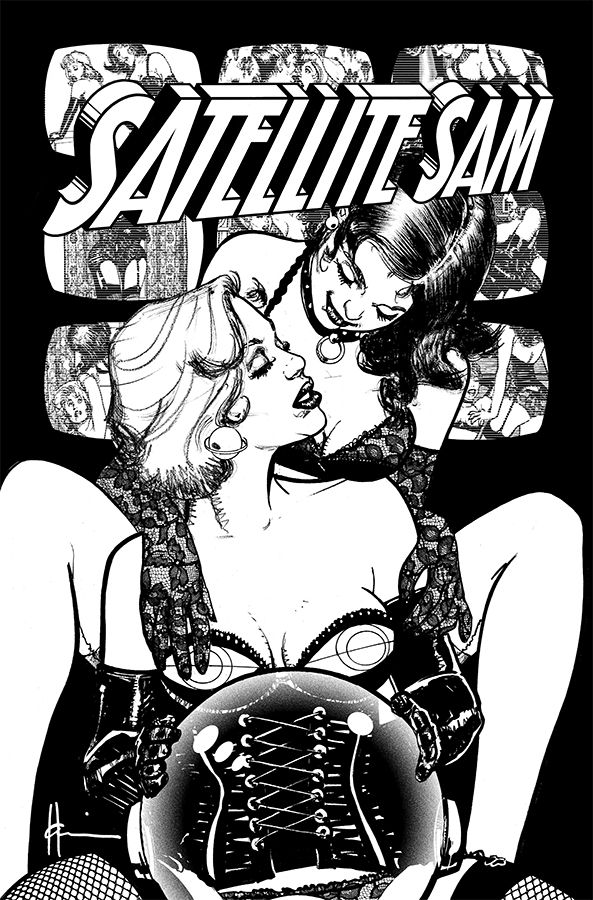 SATELLITE SAM TP VOL 02 SATELLITE SAM & KINESCOPE SNUFF (JUN