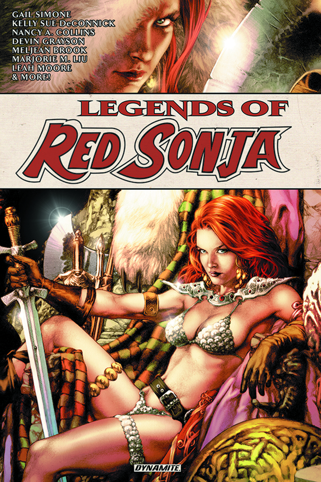 LEGENDS OF RED SONJA TP VOL 01
