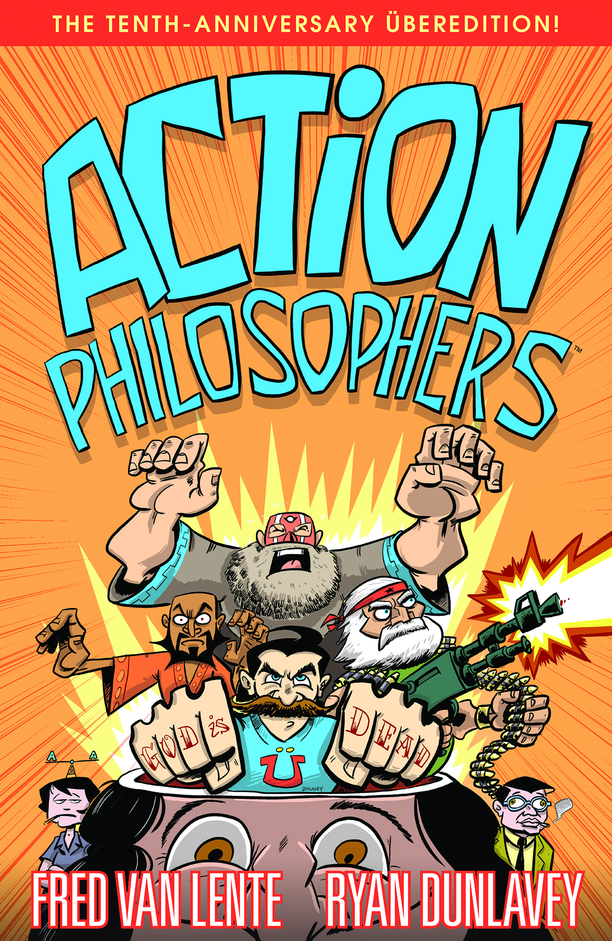 ACTION PHILOSOPHERS HC